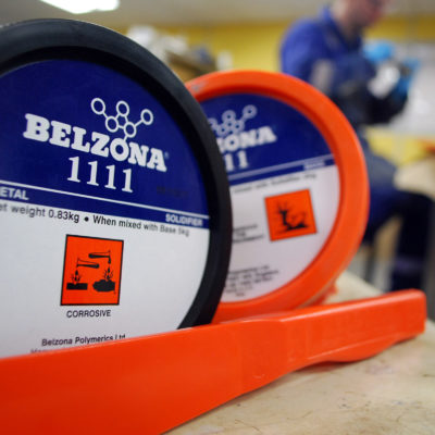 Belzona 1111 (Super Metal)