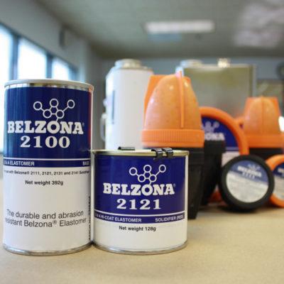 Belzona 2121 (D&A Hi-Coat Elastomer)