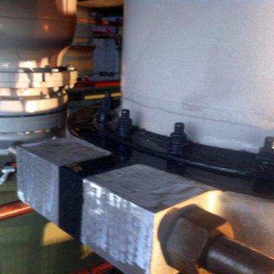 Komplettlösung für austretendes SF6-Gas