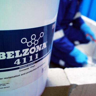 Packung Belzona 4111 (Magma-Quartz)