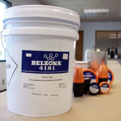 Packung Belzona 4181 (AHR Magma-Quartz)