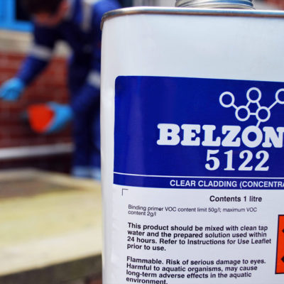 Packung Belzona 5122 (Clear Cladding Concentrate)