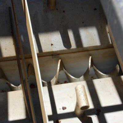 Lochfraßkorrosion an Entspannungsflotationseinheit