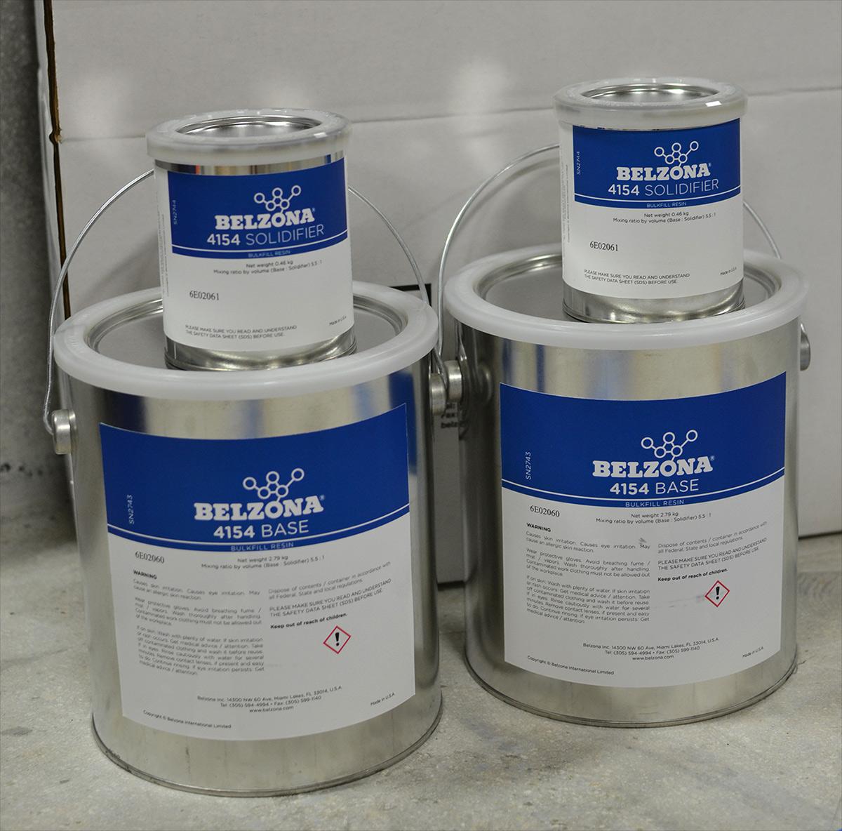 Belzona 4154 Packaging (2 x 3.25 kg)
